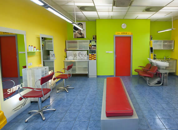 Frizerski salon SIMPLE - Kamnik Mercator center