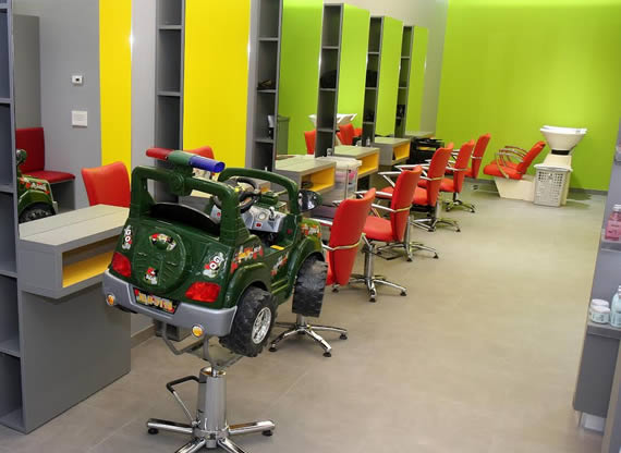 Frizerski salon SIMPLE - Maribor Mercator center Tabor-2