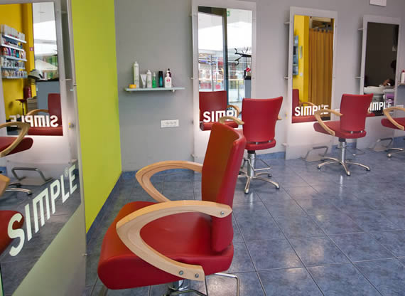 Frizerski salon SIMPLE - Ptuj nakupovalni center Qlandia