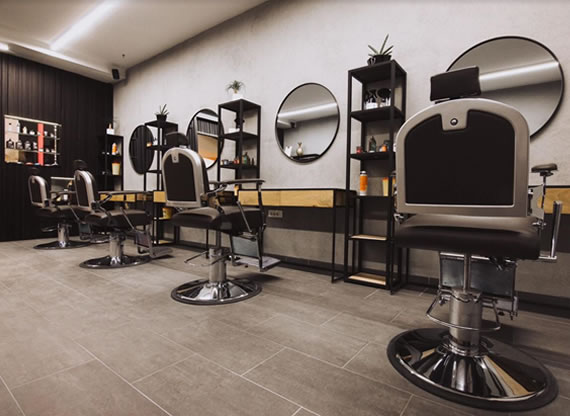 Barber shop Simple Nova Gorica QLANDIA 2